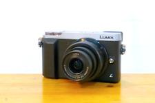 Panasonic Lumix GX85 Mirrorless Camera Silver - 12-32mm, Light & Grip - Bundle!