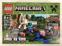 LEGO The Iron Golem 21123 - Brand New Sealed