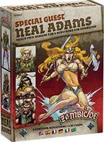 CMON Zombicide Black Plague Special Guest Neal Adams Board Game