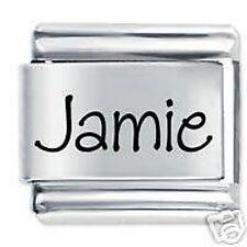 JAMIE Nome - Daisy Charm da JSC Fits Classic Size Italian Braccialetto Ciondoli