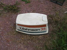 Johnson OMC EVINRUDE 35 hp OUTBOARD Hood Cowl Cover
