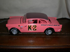 Dale Earnhardt K-2 Pink 1956 Ford Action 1:24 RARE Clear Window Bank