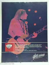 retro magazine advert 1982 GHS guitar boomers