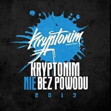 Kryptonim - Nie bez powodu 2013 (CD) 2013 NEW