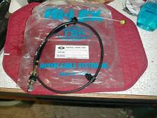 NOS MAZDA 1990-4 THROTTLE CABLE MX3 323 PROTEGE