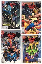 (Lot Of 4) Superman/Batman #4-7 DC Comics Jan 2004 Loeb McGuinness Vines All NM