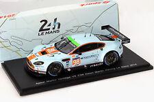 Aston Martin Vantage V8 #98 24h LeMans 2014 Dalla Lana, Lamy, Nygaard 1:43 Spark