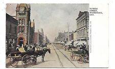 Oxford County WOODSTOCK ONTARIO Dundas St., Circa 1911