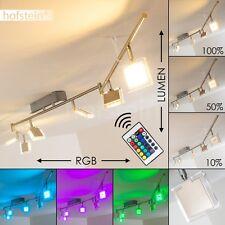 Plafonnier Design LED Changeur de couleur Lampe à suspension 6 branches 158905