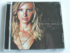 Faith Hill - Cry (CD Album) Used very good