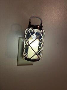 New Bath & Body Works Lighted Candle Lantern. Wallflower Plug-In 2021