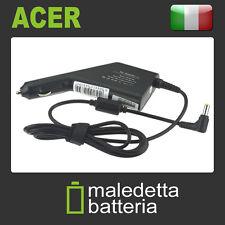 Carica Batteria Alimentatore Auto per Acer TravelMate 360 360PC 361 361EVi (PZ1)