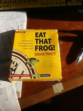Brian Tracy Eat That Frog Cd Audio