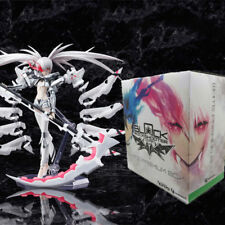 Black Rock Shooter White Premilim Anime Action Figure Collection Statue ToyNOBOX