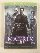 The Matrix (DVD, 1999) Action Adventure Sci-fi Fantasy Movie