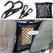 1x 2 Layers Car Auto Seat Storage Bag Luggage Organizer Holder Pet Isolation Net
