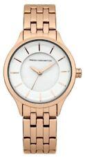 French Connection Abbey Women's Quartz Rose Gold Wrist Watch FC1179RGM