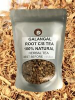 Galangal Root Cut and Sifted Herbal Tea