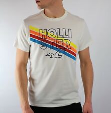 Hollister Seagull Graphic Print T-Shirt - Slim Fit