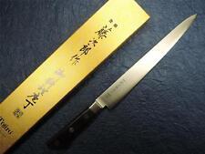 Japanese TOJIRO DP Cobalt VG10 Sujihiki Knife 240mm