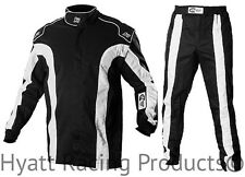 K1 Triumph 2 2-Piece Auto Racing Fire Suit SFI 1 - All Sizes & Colors