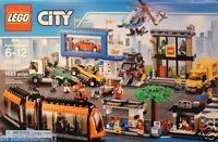 LEGO City 60097 City Square New Sealed Set