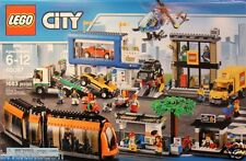 2015 LEGO City 60097 City Square in hand New Sealed