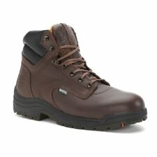 "MEN'S BOOTS: TIMBERLAND PRO® TITAN® 6"" Waterproof ALLOY TOE WORK BOOTS"