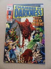 Chamber of Darkness 2  . N.Adams Script + Various - Marvel 1969 -   FN / VF