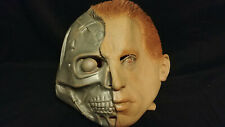 Terminator 2 Robot Latex Adult Mask Rubies Costume Company 1991