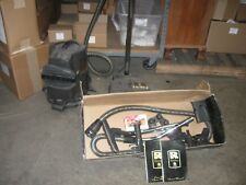 Rainbow E Series Canister Vacuum & Shampooer  Used w/ Attachments