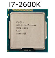 Intel Core i7-2600K CPU 3.4GHz LGA 1155 32 nm 4Cores PC Desktop Processor Used R