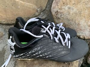 New Brine Empress Cleats Size 9B Narrow /40.5 Black Excellent Condition