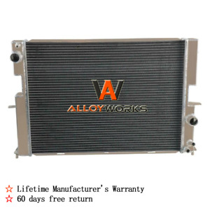 3Row Aluminum Radiator For LAND ROVER DISCOVERY 2.5L TD5 DIESEL 1999-2004 2000