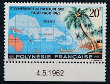[39975] Polynesia 1962 Good stamp Very Fine MNH