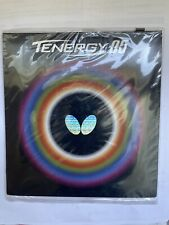 Butterfly Tenergy 05 table tennis rubber, 2.1mm, Black