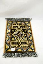 Rug 30431y miniature dollhouse woven fabric carpet 1pc 1/12 scale Austria