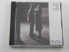 Rickie Lee Jones - Pirates 1988 Japan Import CD 20P2-2086 VG Condition FREE Ship