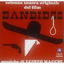 Egisto Macchi - Bandidos [New CD] Italy - Import