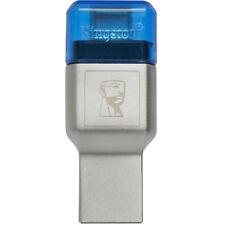 Kingston MobileLite Duo 3C microSD Card Reader New  For Mobiles FCR-ML3C