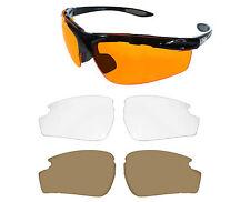 Lomo Elite Sunglasses 3 Lenses