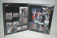 New Transformers Movie 3 DOTM Leader Class Striker Optimus Prime figure In Stock