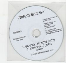 (HV306) Perfect Blue Sky, Give You My Love - 2017 DJ CD