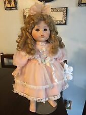 Carole Anne Dolls/Bette Ball , Musical,  Sarah , Limited Edition ,1992