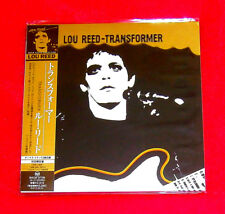 Lou Reed Transformer MINI LP CD JAPAN BVCM-37726