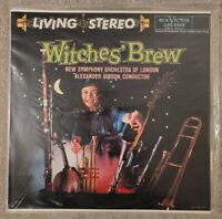 Alexander Gibson Witches' Brew NEW SEALED ClassicRecords Audiophile180gr LSC2225