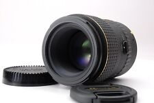 Tokina AT-X PRO 100mm f/2.8 D Macro AF Lens for Canon -NearMint From Japan F/S