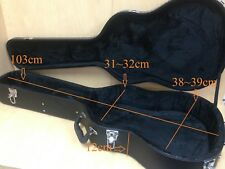 Premium HARD Case for Classical Guitar – Lockable