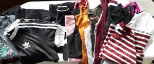 Ladies Clothes Bundle Joblot Size 6-8. 18 Items. Includes Adidas and Topshop