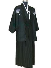 Yidi Men's Vintage Kimono Japanse Casual Bathrobe Exotic Fashion Pajamas
